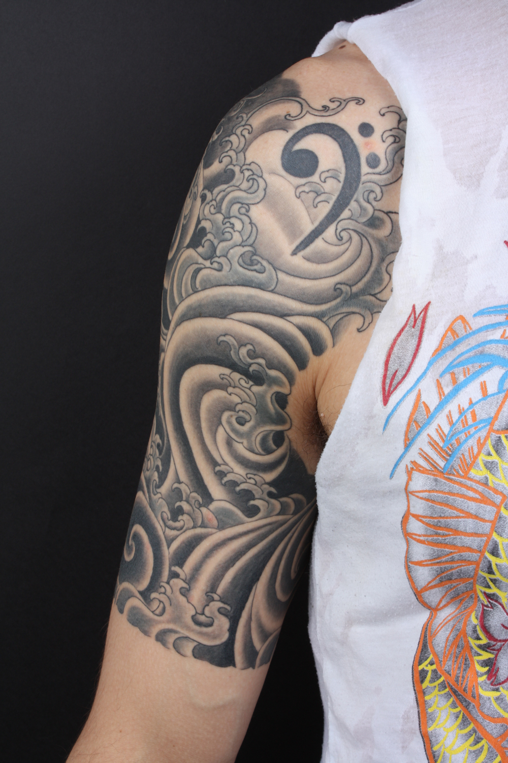 Sleeve Tattoo Drawings: Tattooing & Art By Yoni Zilber